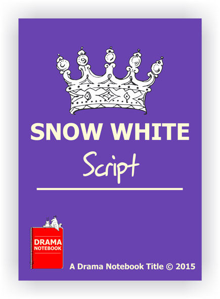 Snow White Royalty-free Play Script for Schools-