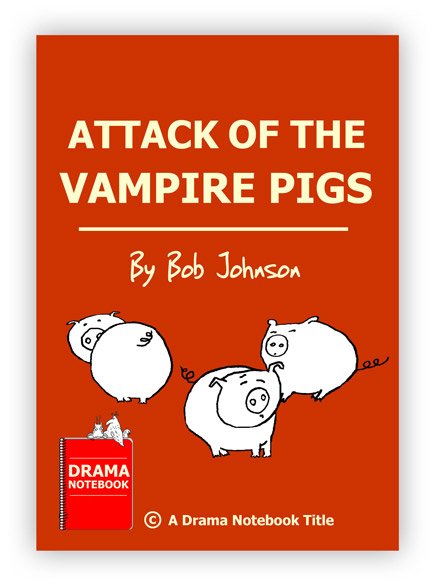 Attack of the Vampire Pigs