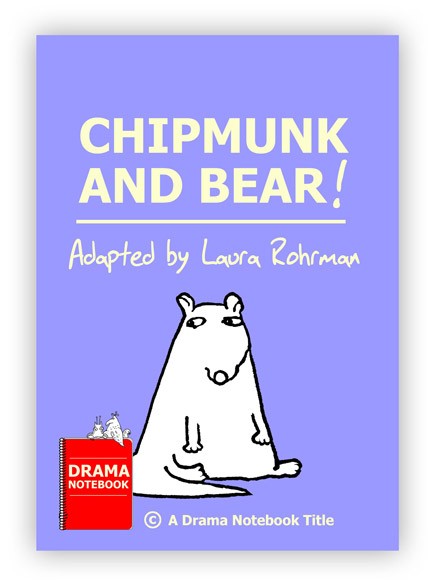 Chipmunk and Bear