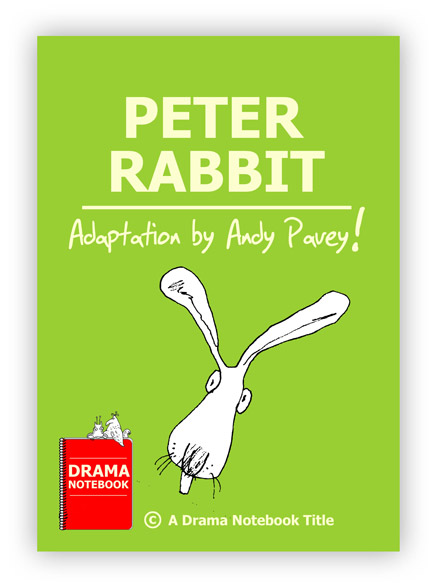 Peter Rabbit Royalty-free Play Script for Schools