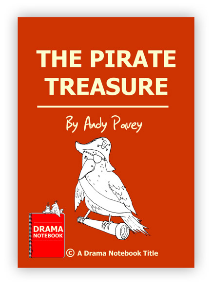 Royalty-free Play Script for Schools-Pirate Treasure
