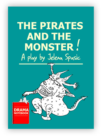 Royalty-free Play Script for Schools-The Pirates and the Monster
