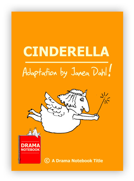 Cinderella Royalty-free Play Script for Schools-