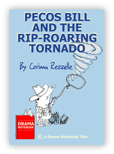 Pecos Bill and the Rip-Roaring Tornado