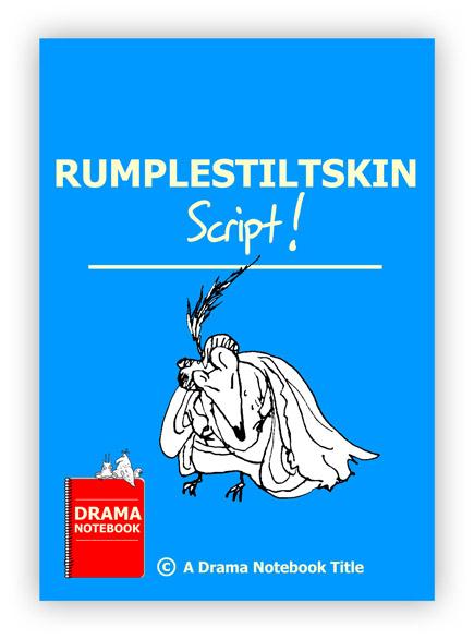 Rumplestiltskin Royalty-free Play Script for Schools-