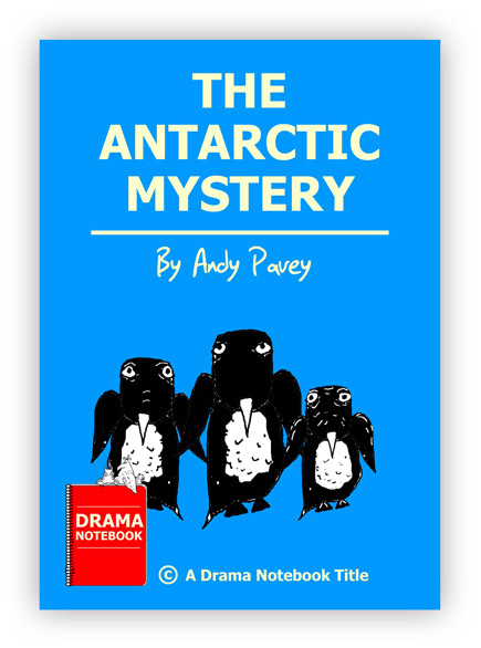 Royalty-free Play Script for Schools-Antarctic Mystery