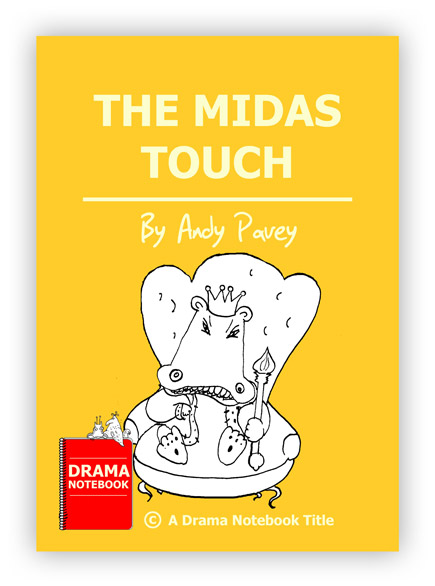 The Midas Touch Royalty-free Play Script for Schools-