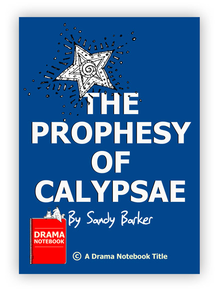 Royalty-free Play Script for Schools-The Prophecy of Calypsae