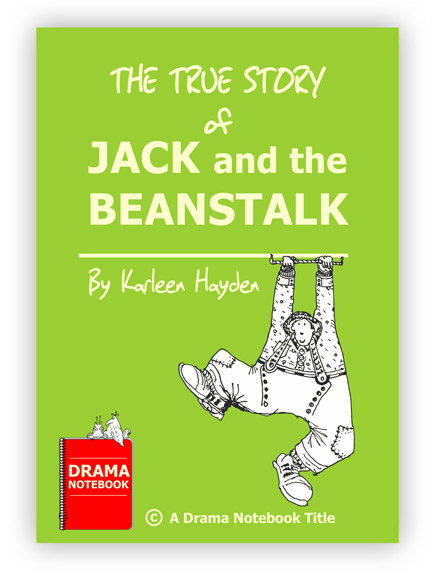 The True Story of Jack and the Beanstalk Royalty-free Play Script for Schools-