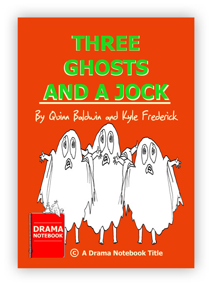 Three Ghosts and a Jock