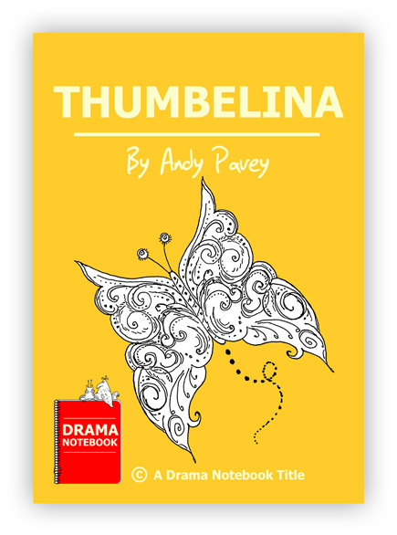 Thumbelina Royalty-free Play Script for Schools-