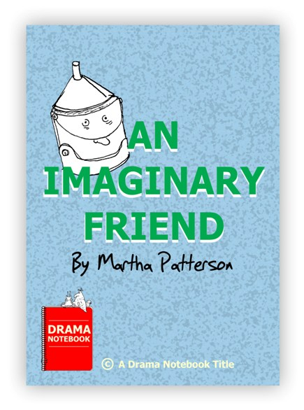 Royalty-free Play Script for Schools-Imaginary Friend