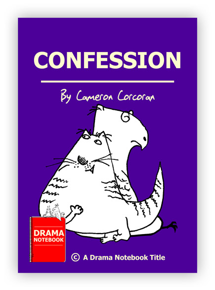 Royalty-free Play Script for Schools Confession