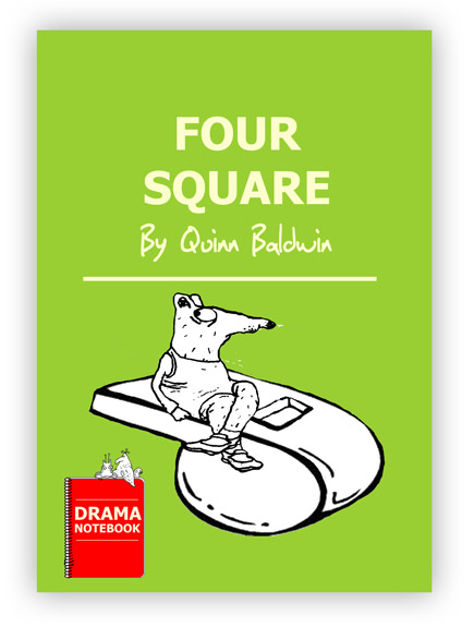 Royalty-free Play Script for Schools-Four Square