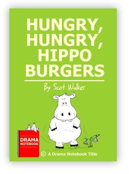 Hungry, Hungry Hippo Burgers