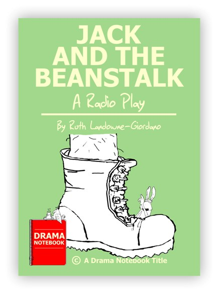 Jack and the Beanstalk – A Radio Play Royalty-free Play Script for Schools-