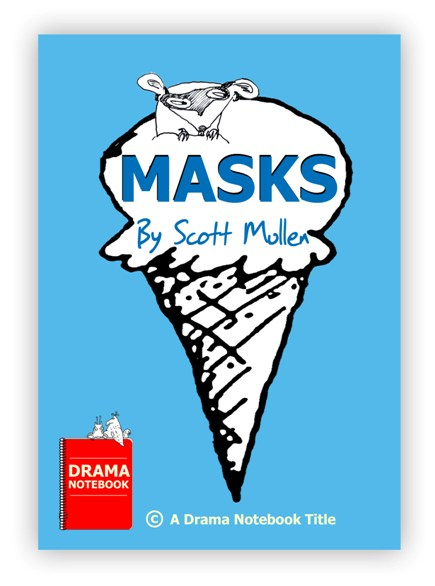 Royalty-free Play Script for Schools-Masks