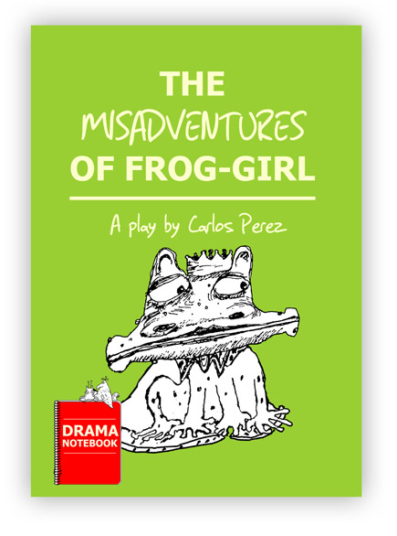 The Misadventures of Frog Girl