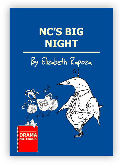 Royalty-free Play Script for Schools-NC's Big Night