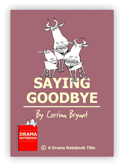 Royalty-free Play Script for Schools-Saying Goodbye