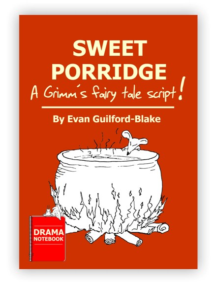 Sweet Porridge Royalty-free Play Script for Schools-