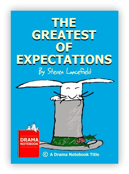 Royalty-free Play Script for Schools-The Greatest of Expectations