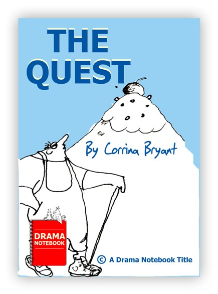 Royalty-free Play Script for Schools-The Quest