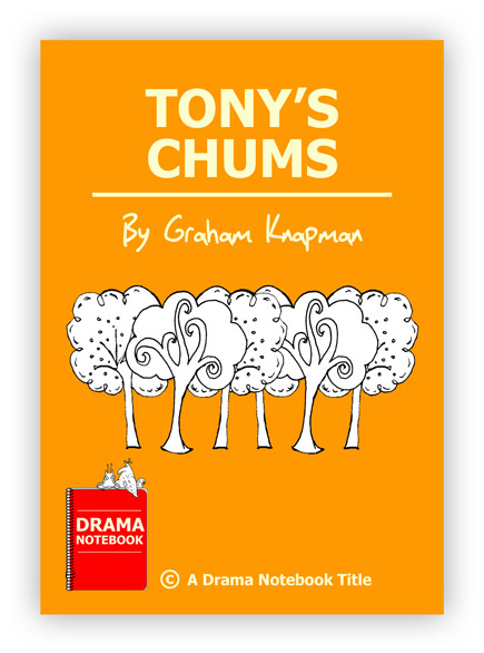 Royalty-free Play Script for Schools-Tony's Chums