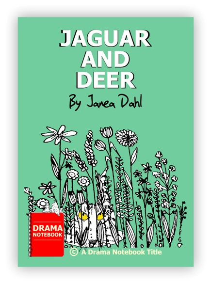 Jaguar and Deer