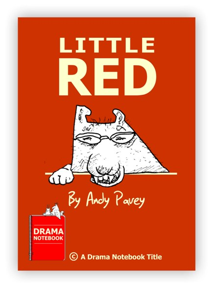 Little Red Royalty-free Play Script for Schools-