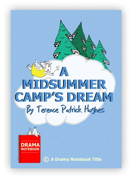 A Midsummer Camp's Dream-Royalty-free Play Script for Schools-