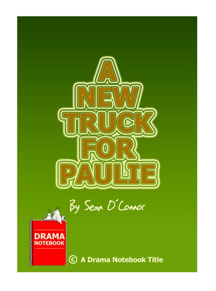 A New Truck For Paulie