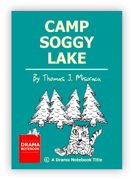 Play Script for Elementary Students-Camp Soggy Lake