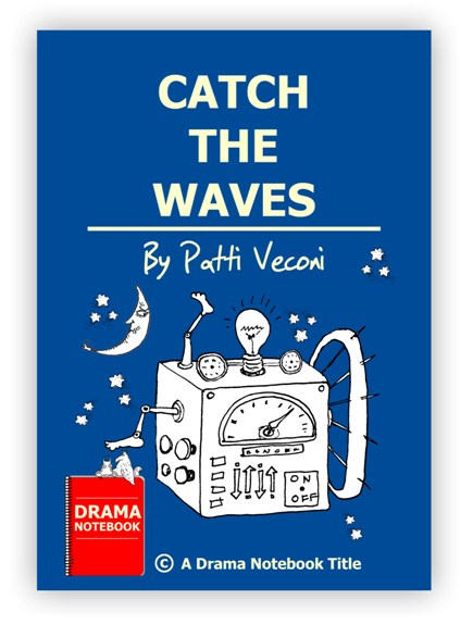 Royalty-free Play Script for Schools-Catch the Waves