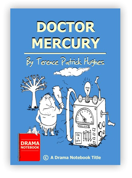 Royalty-free Play Script for Schools-Doctor Mercury