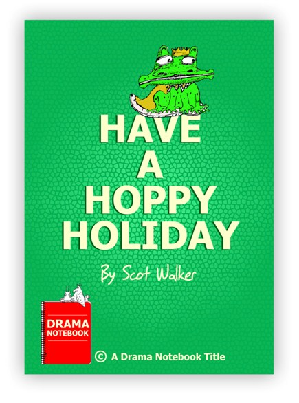 Royalty-free Play Script for Schools-Have A Hoppy Holiday