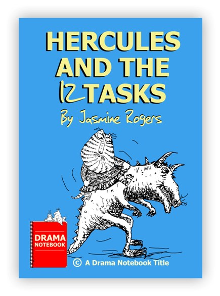 Hercules and the 12 Tasks Royalty-free Play Script for Schools-