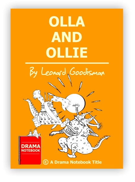 Royalty-free Play Script for Schools-Olla and Ollie