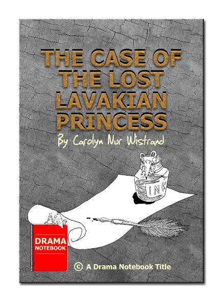 The Case of the Lost Lavakian Princess
