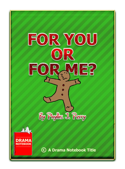 Christmas Play for Kids-For You or for Me?