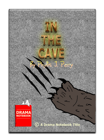 Short Play Script for Children-In the Cave