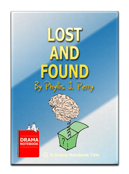 Play Script for Young Children-Lost and Found