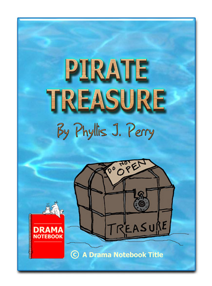 Play script for kids-Pirate Treasure