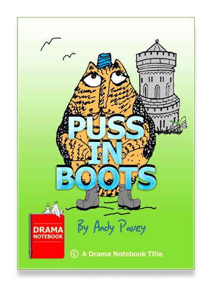 Puss in Boots Play Script for Kids