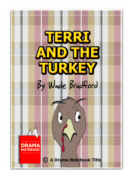 Funny Thanksgiving Play for Kids-Terri and the Turkey