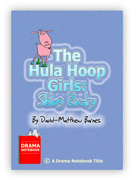 Scene for teenagers-The Hula Hoop Girls: Sibling Rivalry