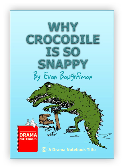 Funny play for kids-Why Crocodile is so Snappy