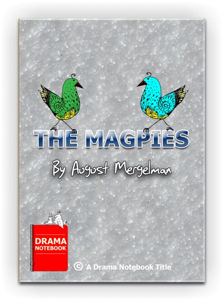 Greek play script for schools-The Magpies