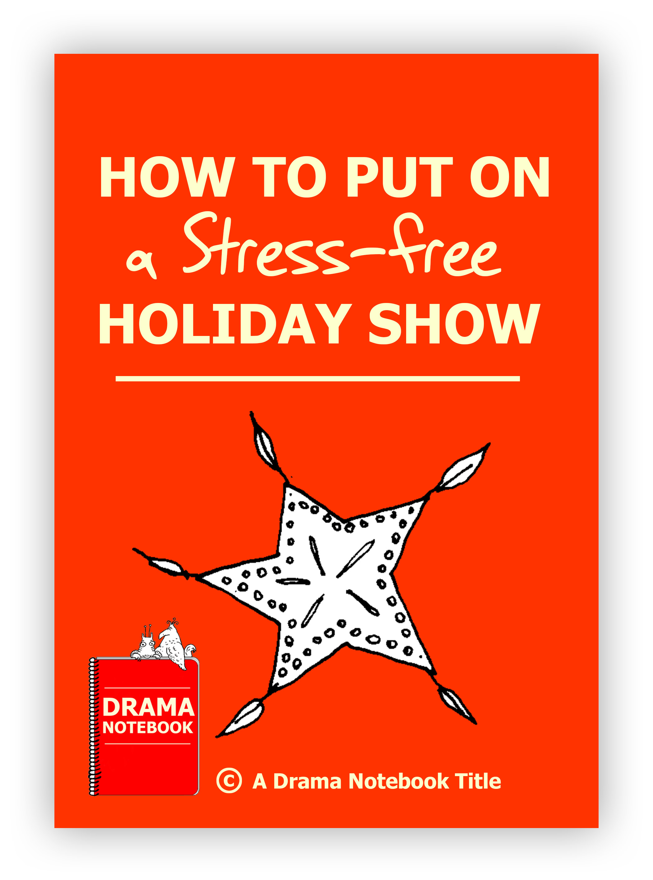 How to Put on a Christmas School Play