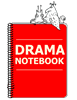 Drama Notebook Logo